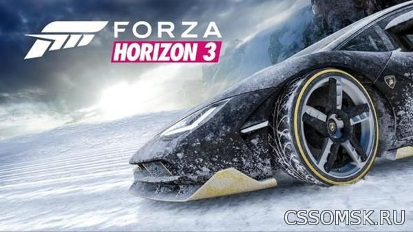 ОБЪЯВЛЕНА ДАТА ВЫХОДА ДОПОЛНЕНИЯ BLIZZARD MOUNTAIN ДЛЯ FORZA HORIZON 3